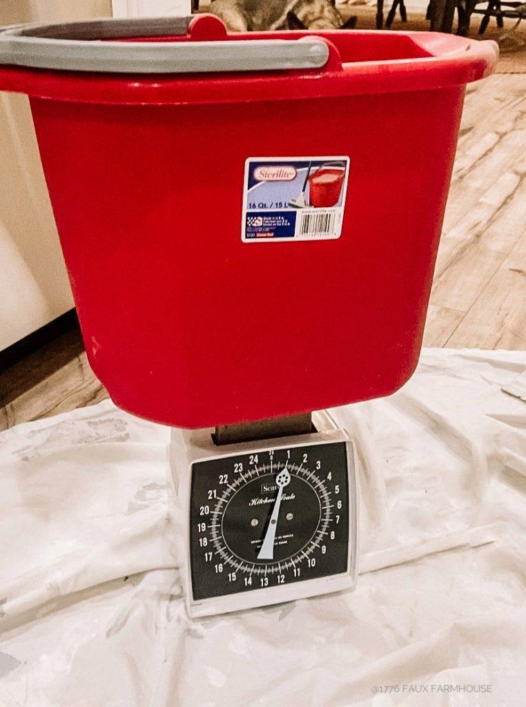 Grout measurement